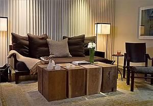 Rustic, Living, Room, Ideas, U2013, Homesfeed