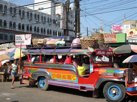 philippine jeepney interior jeepney carbon market jpg