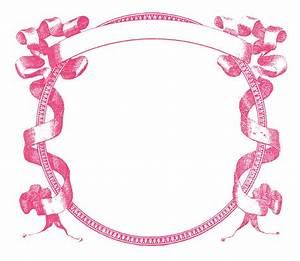 Pink Scroll Frame Clip Art | Clipart Panda - Free Clipart ...