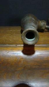 Hild U0026 39 S Corporation Vintage Chemical Tip  U0026quot Bottle Neck U0026quot  Type