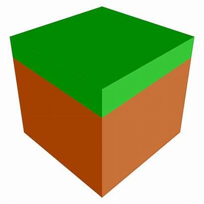 Minecraft Clipart Svg Transparent Block Grass Modpack