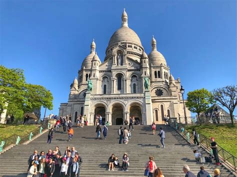 Sacre Coeur Montmartre In Paris France The Roaming Boomers