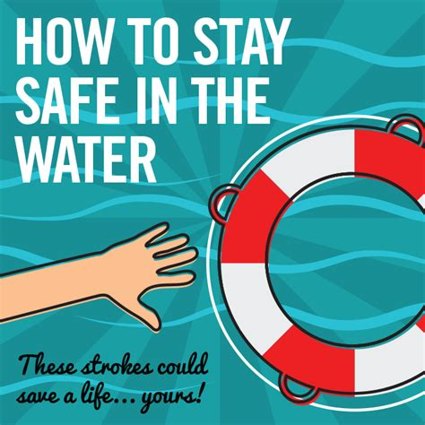 How To Stay Safe In The Water  Active Nation