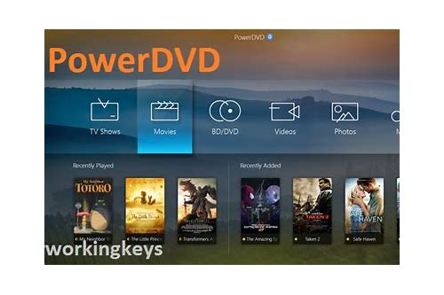 power dvd player crack free download