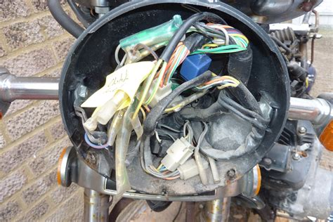 Suzuki Restoration Project Wiring Harness