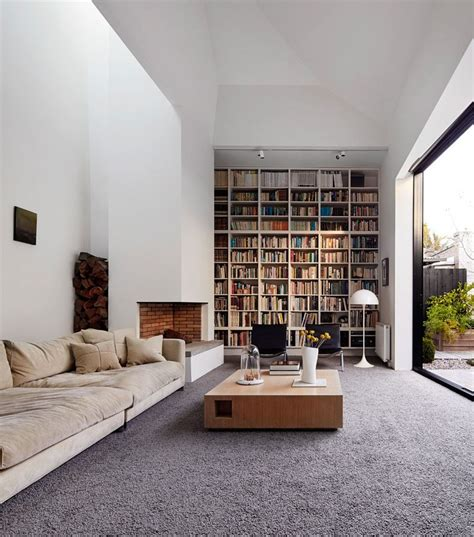 This Living Room Is Hot On Pinterest Today Contemporist