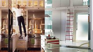 Rolling Ladders Roll Into The 21st Century Style
