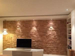 Bs Holzdesign Wandverkleidung : spaltholz wandverkleidung bs holzdesign ~ Markanthonyermac.com Haus und Dekorationen
