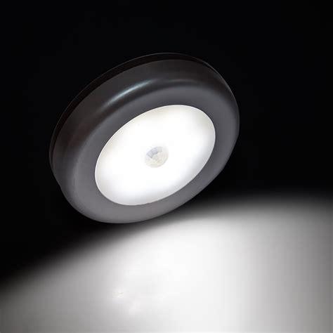 light in motion 3x motion sensor light motion sensing battery powered led