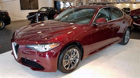 Alfa Romeo Q4 by New 2017 Alfa Romeo Giulia Q4 For Sale 43 590 Cars