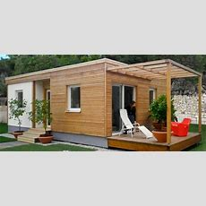 Fence House Design Fertighaus Modelle
