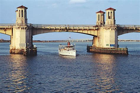 Boat Ride St Augustine by St Augustine With Scenic Boat Cruise