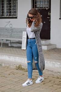 Best 25+ Adidas superstar outfit ideas on Pinterest | Superstar outfit Black adidas superstar ...