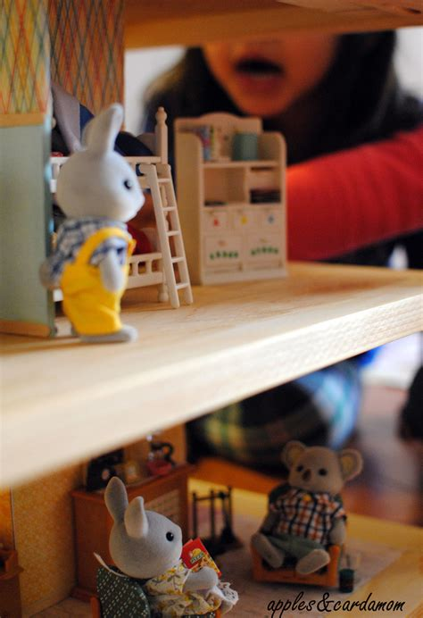 ana white calico critter house diy projects