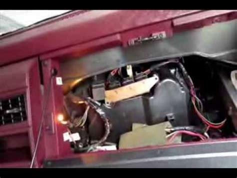 change blower motor resistor silverado sierra tahoe