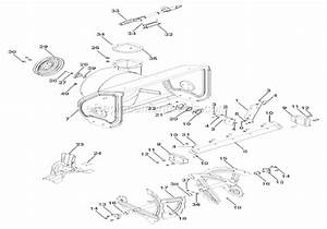 Ariens 921013 Parts List And Diagram