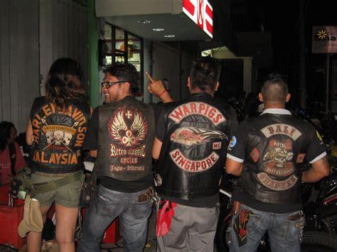 Motorcycle Clubs, Bike Gang, Biker