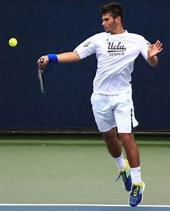 No. 1 UCLA men's tennis eyes Pac-12 championship title ...