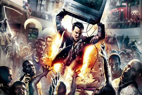 Dead Rising coming to PS4, Xbox One and PC (Update) - Polygon