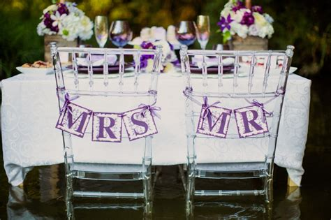 Purple And White Decoration For Wedding by A Collection Of Beautiful Rustic Purple Wedding