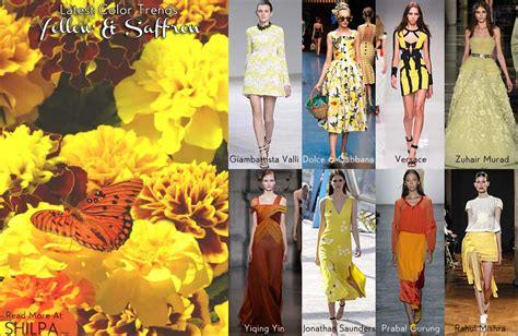 Latest Colors To Wear In Spring Summer 2016