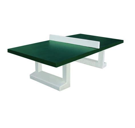 solde table de ping pong table de ping pong d ext 233 rieur en b 233 ton table de ping pong pour collectivit 233 leader equipements