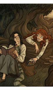 27 de los Mejores Fan-Art de Severus Snape | Blog Hogwarts