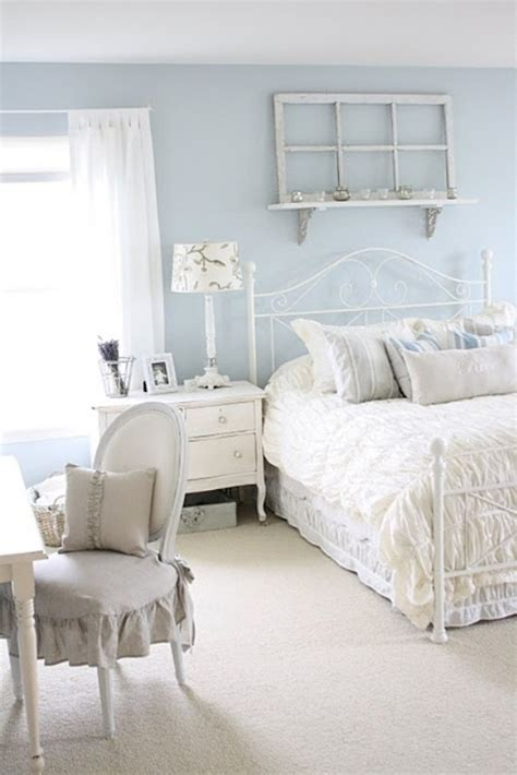 Blue White Bedroom Design by 30 White Bedroom Ideas For Your Home The Wow Style