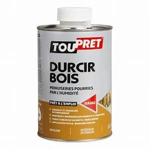 Durcisseur bois pourri Toupret Bidon 1 l de Durcisseur bois 1065831 Mon Magasin Général