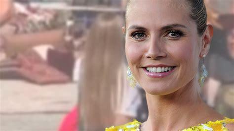 Heidi Klum Neues Video Von Tochter Leni Wow Ist Die