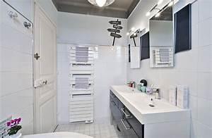 Aménager Salle De Bain : les astuces pour am nager une salle de bains de filles de 4 m2 maison cr ative ~ Melissatoandfro.com Idées de Décoration
