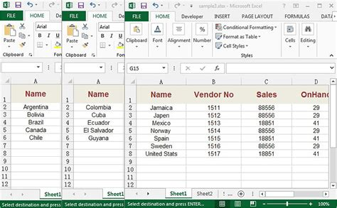 How To Merge Worksheets In Excel Rcnschool