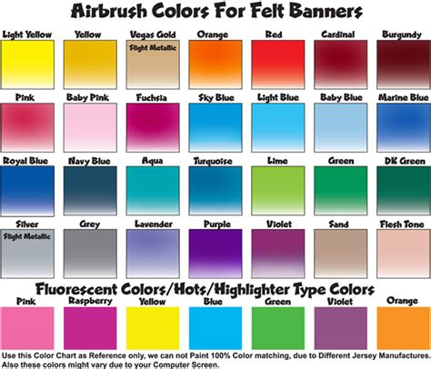 Sears Paint Color Chart (713