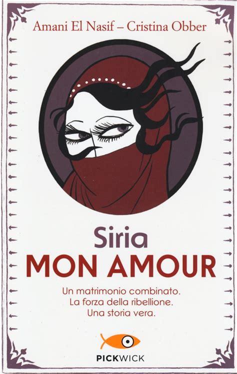 scarica siria mon amour  formato epub mobi