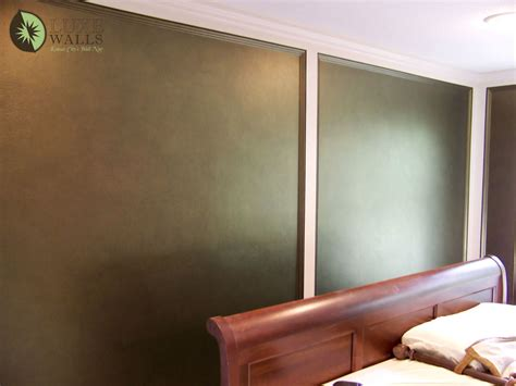 painting luxe walls