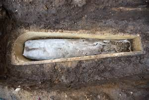 The History Blog » Blog Archive » Lead coffin inside stone ...