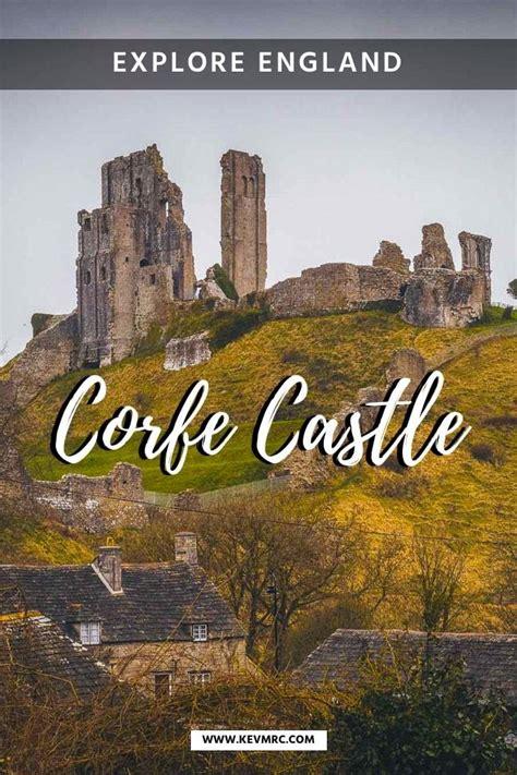 corfe castle step   time   quaint village