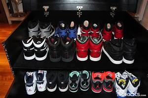 Boite De Rangement Chaussure : rangement chaussure boite jordan ~ Dailycaller-alerts.com Idées de Décoration
