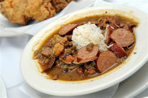 cuisine orleans gumbo and times treme creole gumbo festival