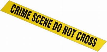 Tape Police Crime Scene Transparent Clipart Csi