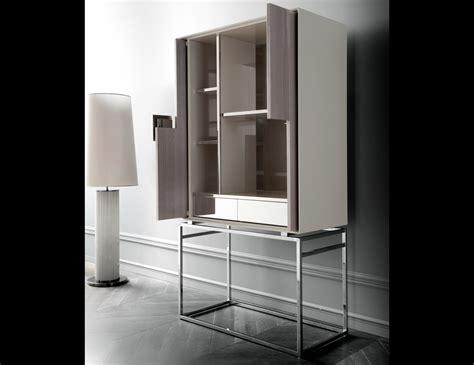 Modern Bar Cabinets by Nella Vetrina Constantini Elite 9277sc Modern Bar Cabinet