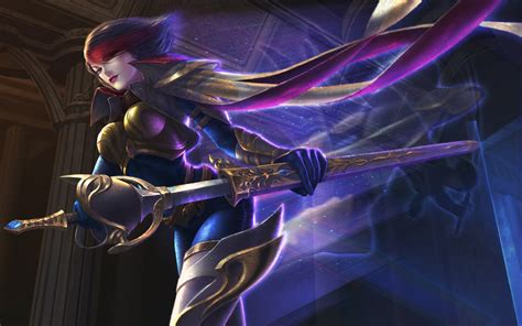Anime League Of Legends Wallpaper - anime anime league of legends fiora wallpapers hd