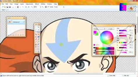 quot re color tool quot paint net tutorial youtube