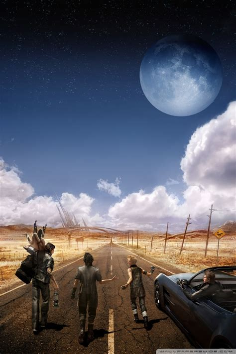 final fantasy xv video game  hd desktop wallpaper