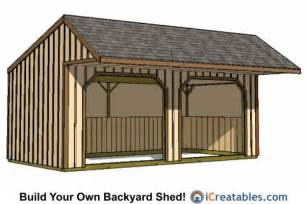 12x20 shed plans easy to build storage shed plans designs