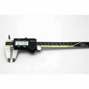 Mitutoyo Digimatic Caliper  0005 Resolution