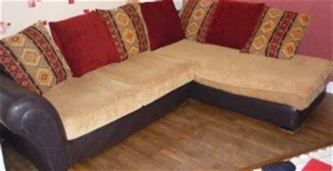 refaire canapé cuir les fées tisseuses mon canapé d 39 angle relooké par moi même