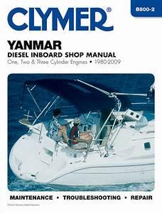 Yanmar Diesel Inboard One  Two  U0026 Three Cylinder Engines  1980