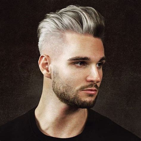 pompadour haircuts hairstyles  cuts  men maenner