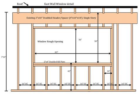 window header building construction diy chatroom